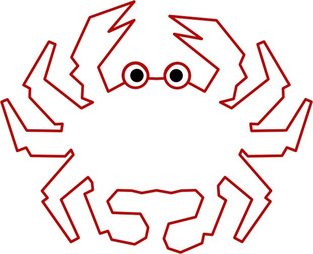 red-crab-icon