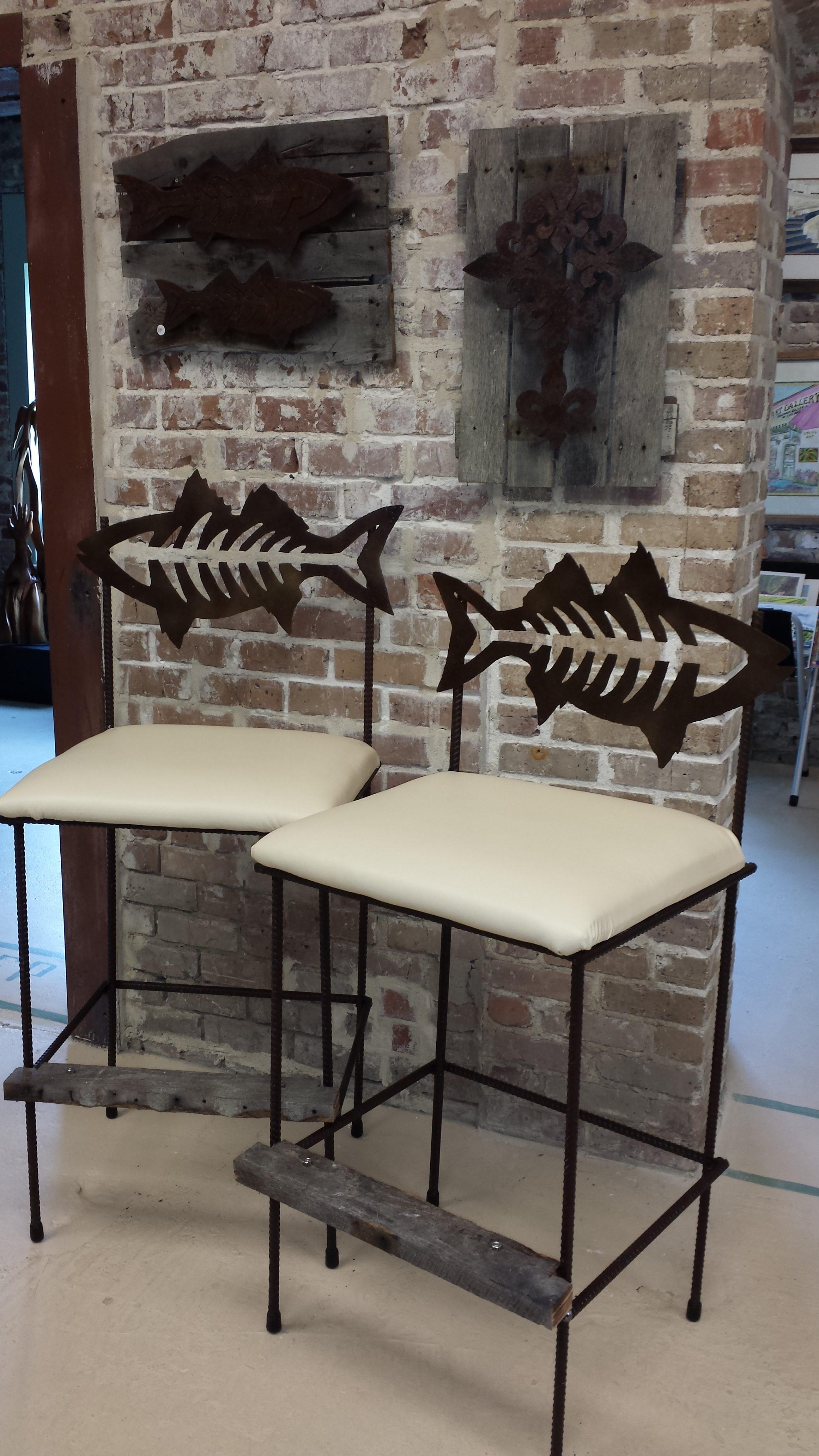 FISH CHAIRS