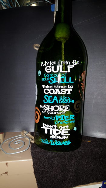 Advice from the Gulf Bottle Chime