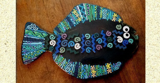 A Fanciful Flounder