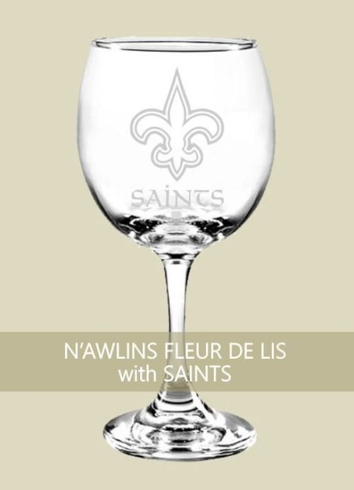 N'awlins Saints Fleur de Lis