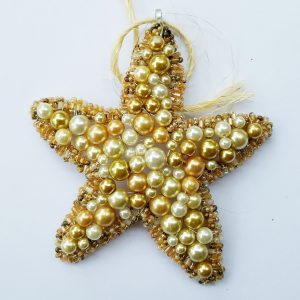 Golden Pearl Starfish