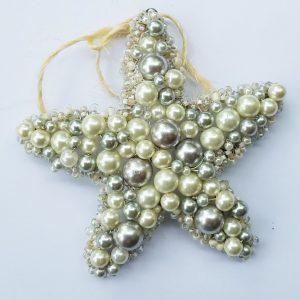 Silver Pearl Starfish