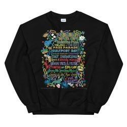 Mississippi Mardi Gras Sweatshirt