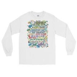Mississippi Mardi Gras Long Sleeve Shirt