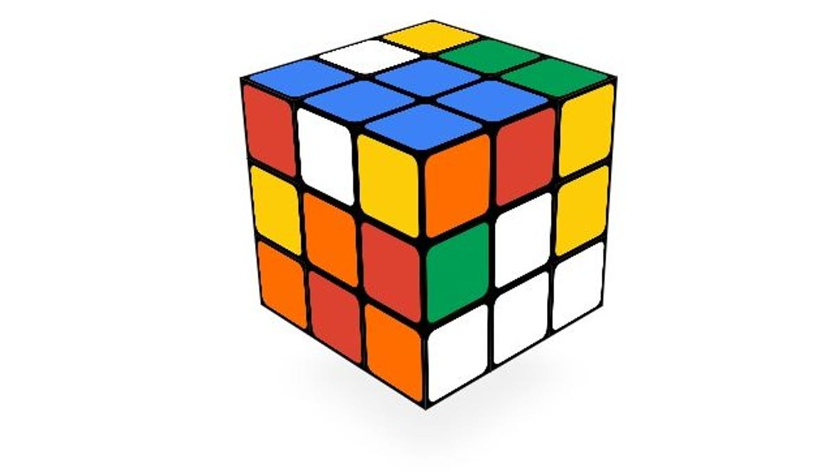 How to solve the Rube Cube !